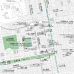 札幌 地図素材