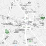 大塚 地図素材