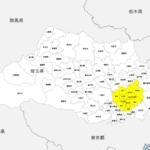 埼玉県 市区町村別 白地図 素材
